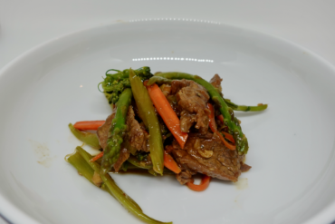 Beef Stir Fry with Asparagus