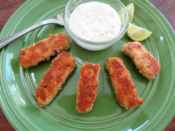 Fish Stick, Tartar Sauce 006