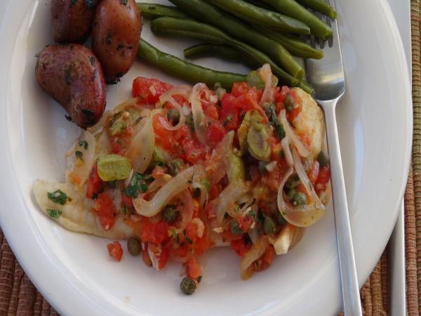 Fish Tomato Capers 2