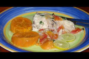 Recipes for Coconut Milk – Fijian Fish in Lolo – Coconut Milk