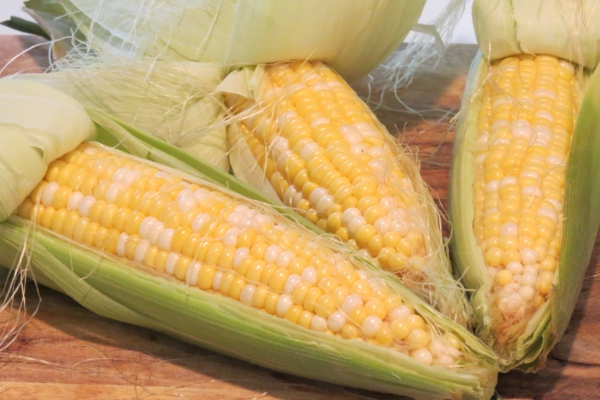 Freeze Corn