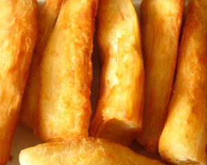 Yucca Recipes – Fried Yuca (Cassava)