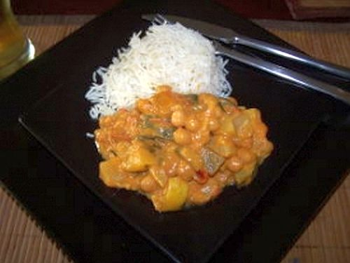Garbanzo Curry