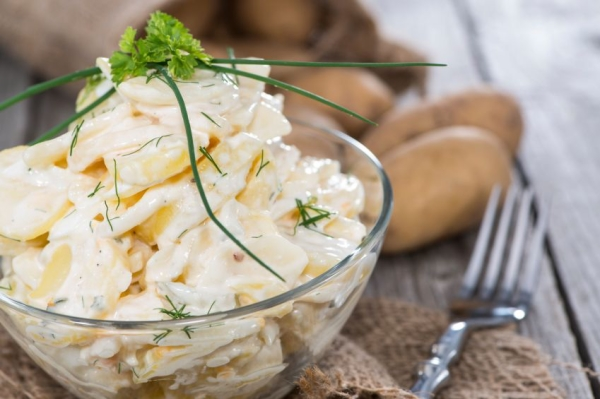 Heap of Potato Salad