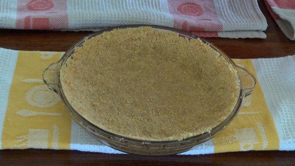 Graham Cracker Pie Shell