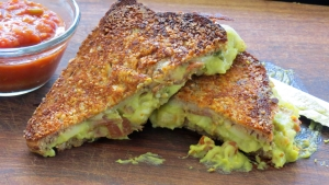 Grilled Cheese Avocado 2