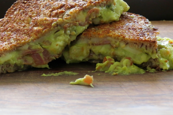 Grilled Cheese Avocado 3