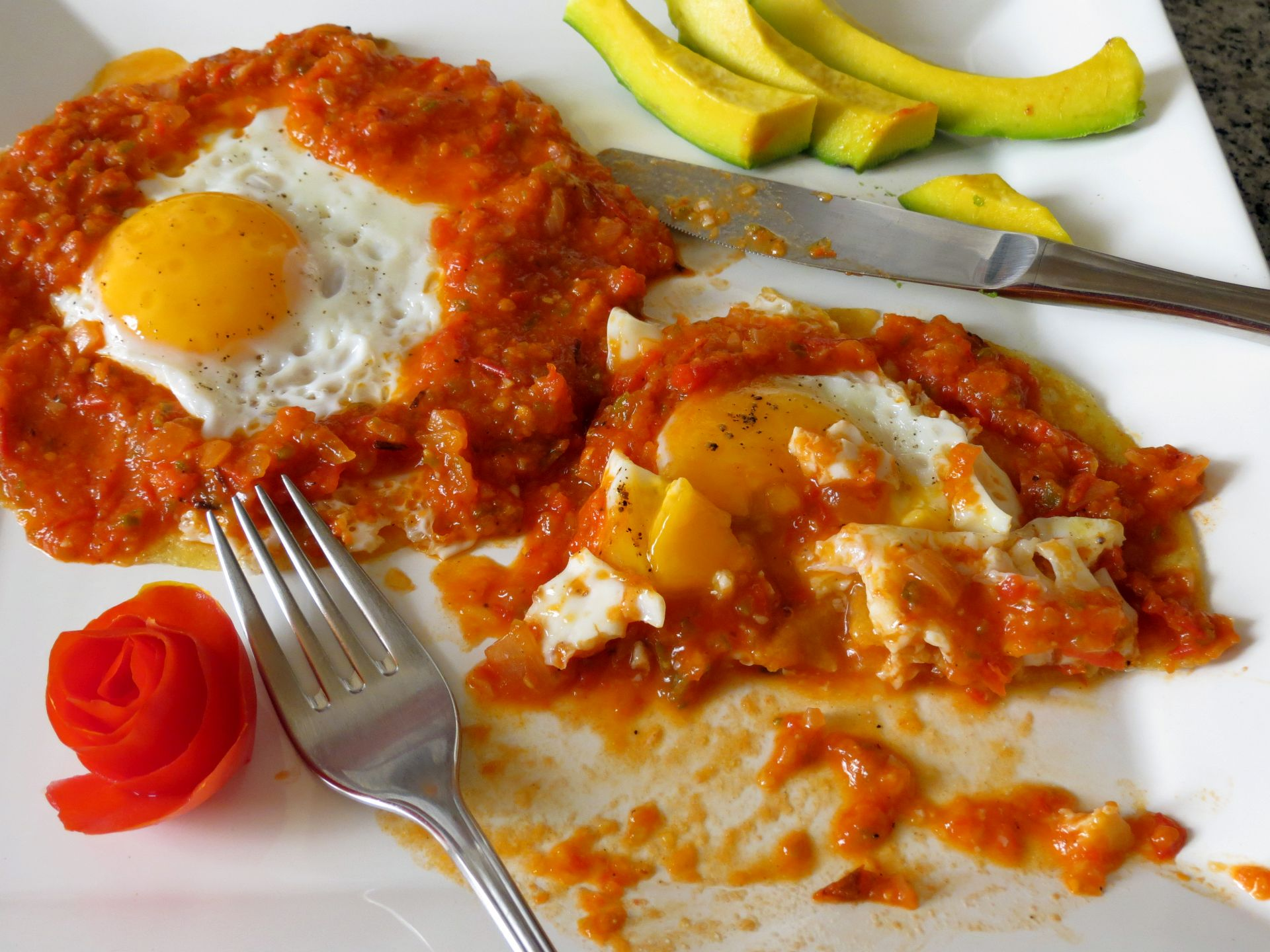 Huevos Rancheros Recipe - The Frugal Chef