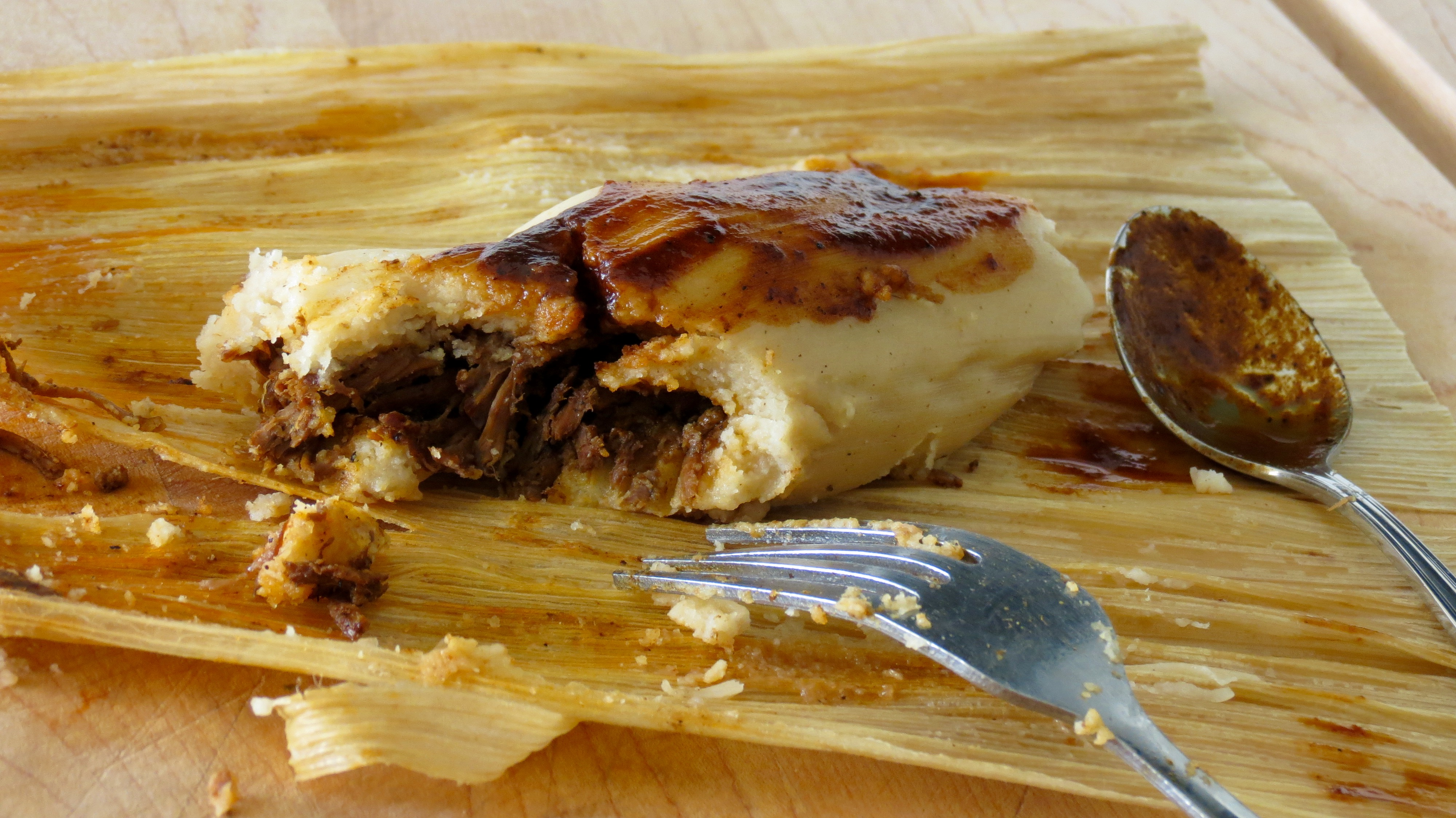 Tamale Recipe - The Frugal Chef