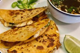 Beef Birria Quesa Tacos