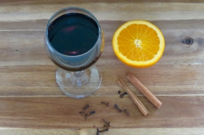 Ponche de Vino Tinto