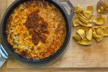 Mexican Queso Fundido Dip