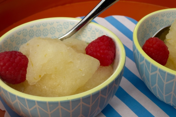 Lemon Granita 2