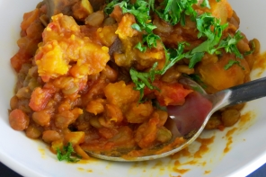 Lentils with Turmeric