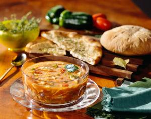 Easy Italian Minestrone Soup