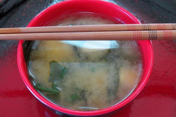 Miso Soup 3
