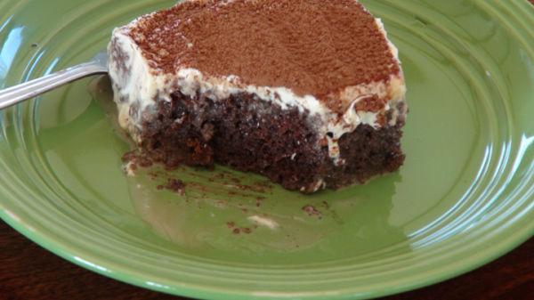 Moccha Tres Leches Cake