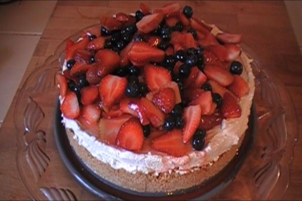 No Bake Cheese Cake 2