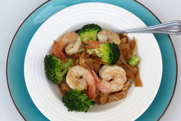 ... . It is called Pad See Ew and is very tasty and super easy to make