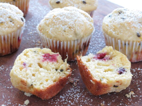 Passion Fruit Muffins 3