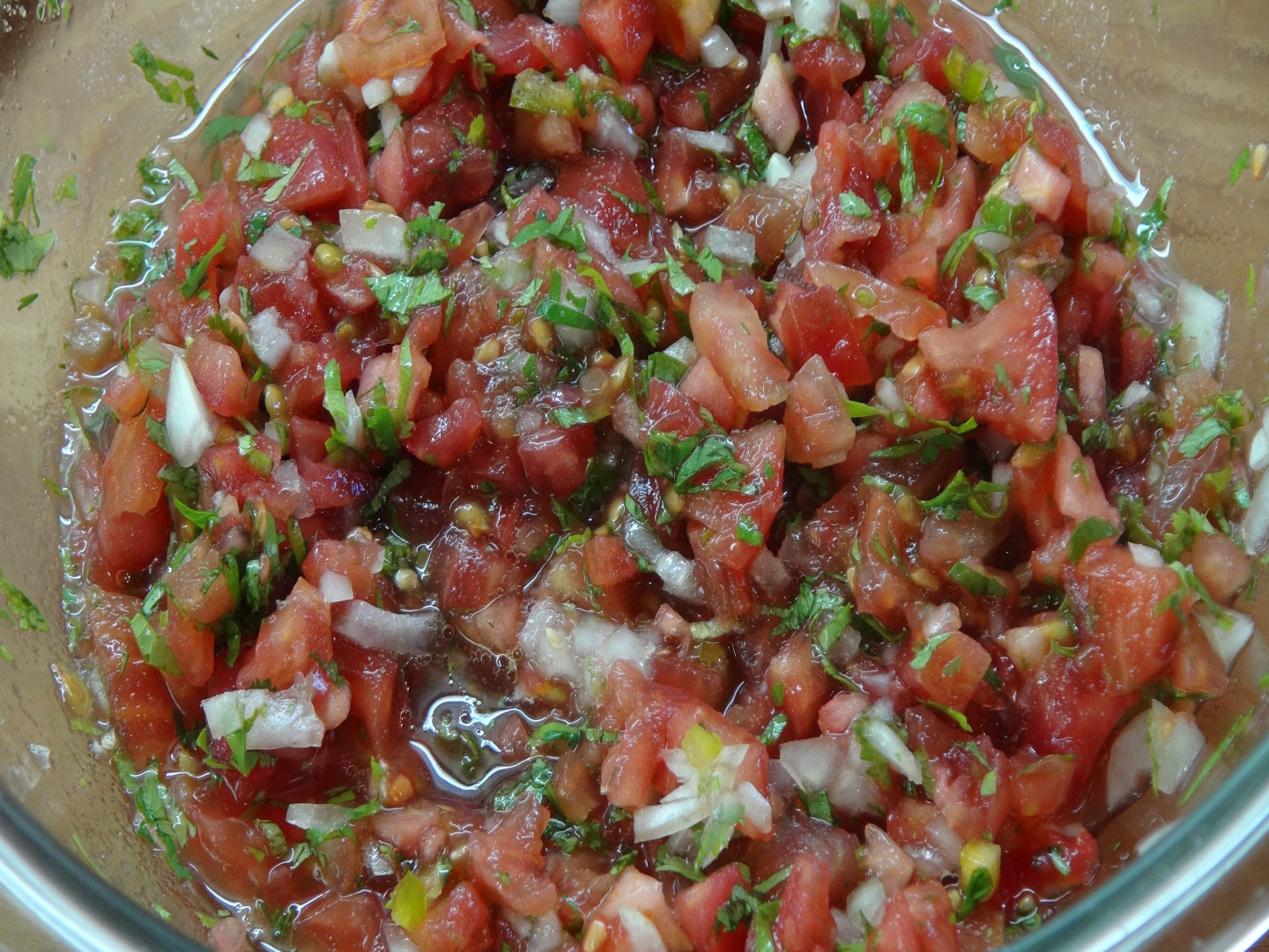Fresh salsa recipe pico de gallo the frugal chef
