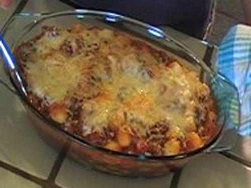 Potato Gnocchi Casserole