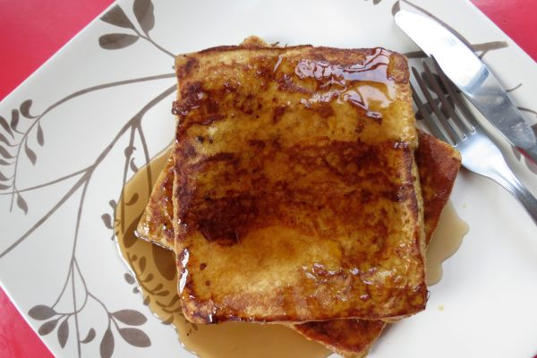 Pumpkin French Toast edited