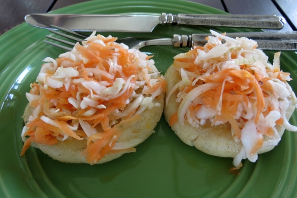 Cheese Pupusas Recipe - The Frugal ChefThe Frugal Chef