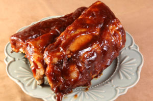 How to Slow Cook Pork Ribs – Asian Oven Barbecued Spare Ribs