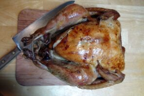 Roast Turkey – Dry Brined Roasted Turkey