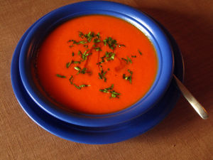 Recipe for Roasted Red Peppers – Roasted Bell Pepper Soup