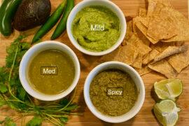 Salsa Verde Recipes
