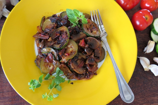 Saute Veggies 2