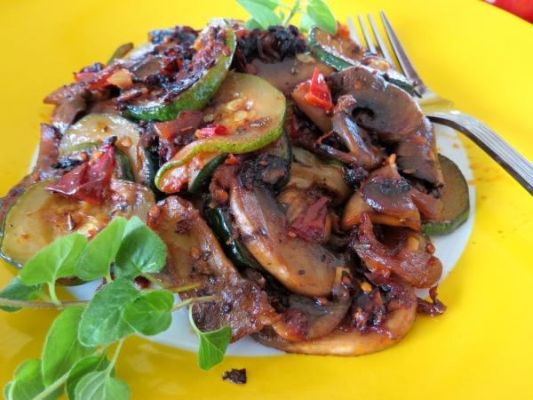 Saute Veggies 3