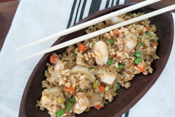 Shrimp Fried Rice 3