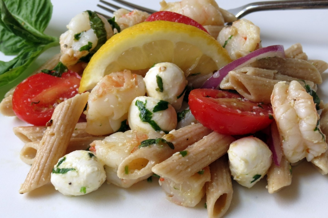 Shrimp Pasta Salad 2