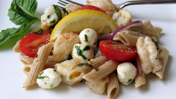 Shrimp Pasta Salad 2
