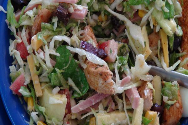 Southwestern Chef Salad