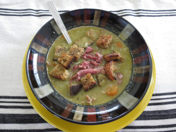 Split Pea and Pumkin Soup 001