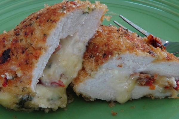 Stufefd Chicken Breast 010