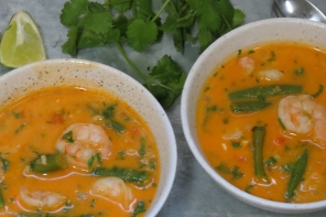 Thai Shrimp Soup