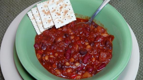 Three Bean Chili 2