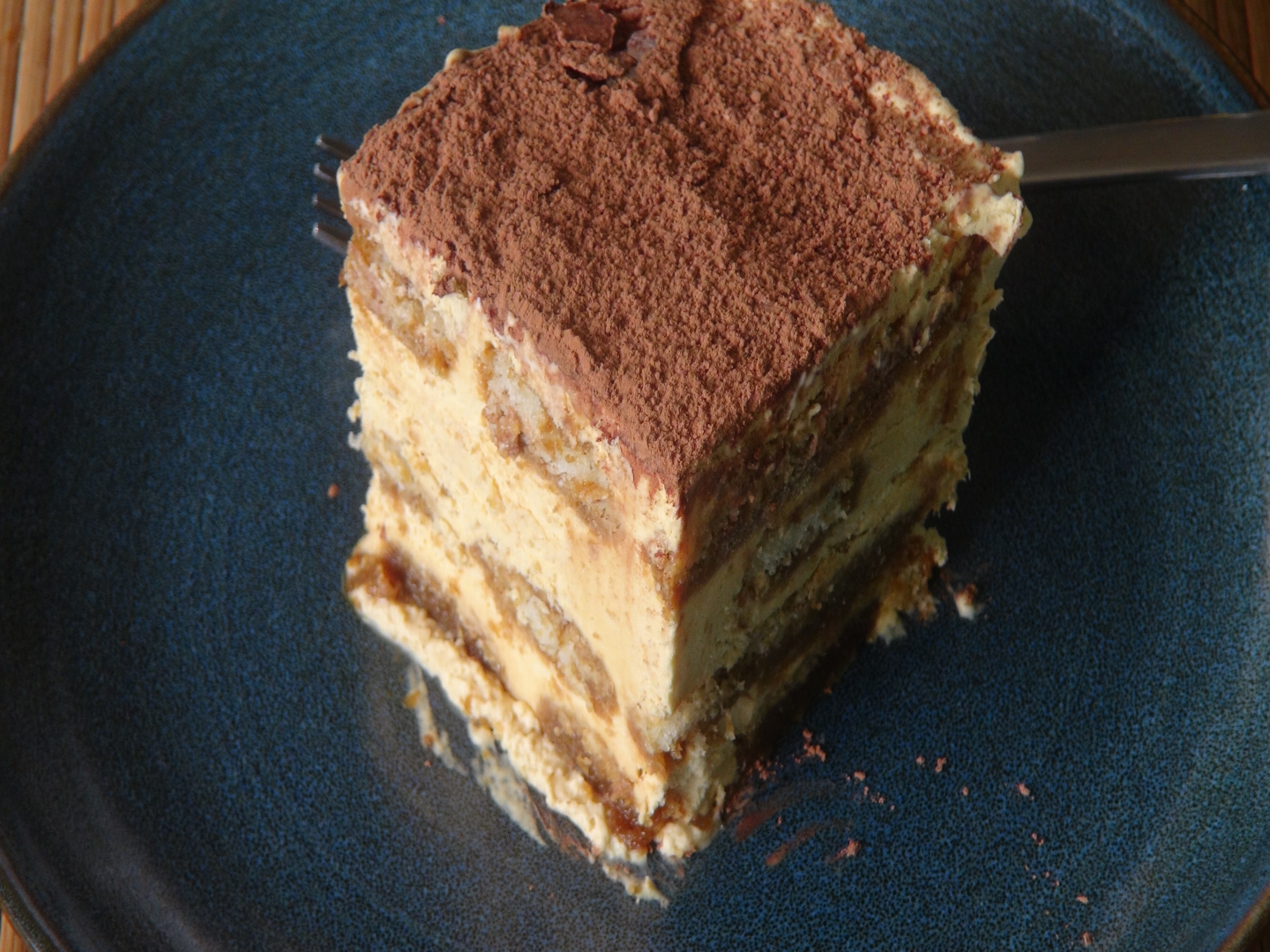 Sour cream coffee cake the frugal chef - Coffee Dulce De Leche Ice Box Cake
