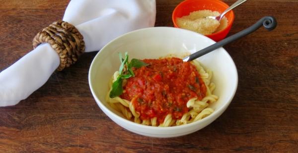Vegan Marinara Sauce 2