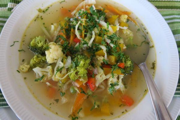 Vegetable Soup 3