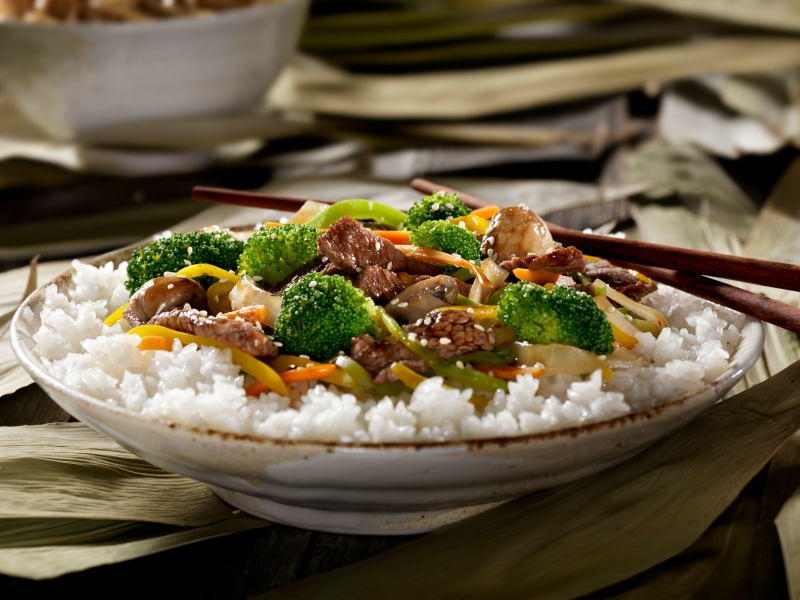 Beef Broccoli Stir Fry