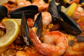 Paella Recipe – Paella Mixta